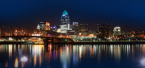 Downtown Cincinnati